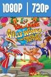 Tom Jerry: Willy Wonka Chocolate Factory (2017) HD 1080p y 720p Latino