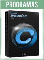 Advanced SystemCare PRO Versión 12.6 Español