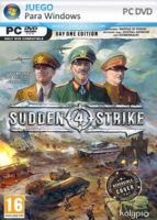Sudden Strike 4 PC Full Español