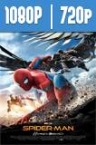 Spider-Man: De regreso a casa (2017) HD 1080p y 720p Latino