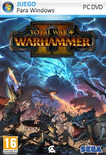 Total War WARHAMMER II PC Full Español