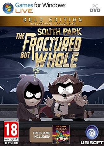 South Park: Retaguardia en Peligro GOLD PC Full Español Latino