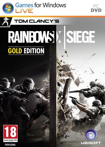 Tom Clancy's Rainbow Six Siege PC Full Español