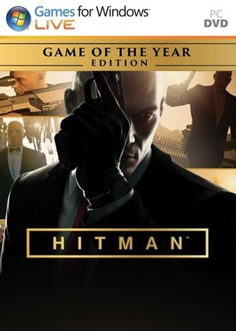 Hitman: Game of the Year Edition (2016) PC Full Español