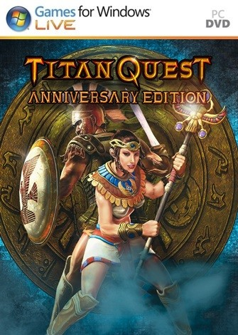 Titan Quest Anniversary Edition Atlantis PC Full Español