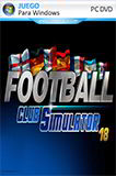 Football Club Simulator 18 PC Full Español