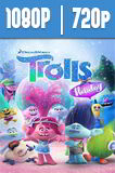 Trolls Holiday (2017) HD 1080p y 720p Latino