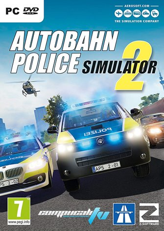 Autobahn Police Simulator 2 (2017) PC Full