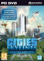 Cities Skylines Deluxe Edition PC Full Español