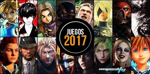 Top 10 Mejores juegos para PC - 2017 (Compartidos por CompucaliTV)