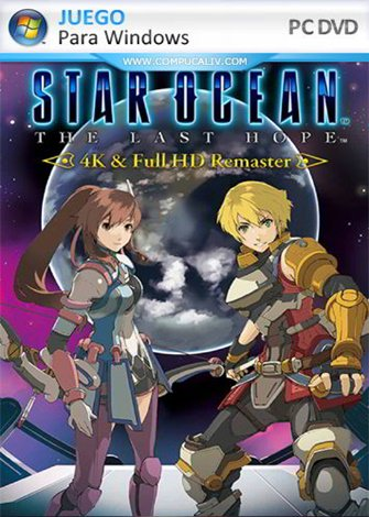 Star Ocean: The Last Hope - 4K & Full HD Remaster PC Full Español