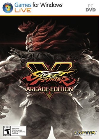 Street Fighter 5 Arcade Edition PC Full Español