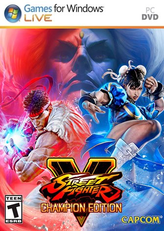 Street Fighter V Champion Edition (2016) PC Full Español