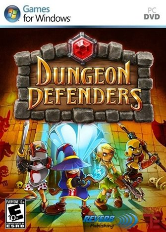 Dungeon Defenders (2011) PC Full Español