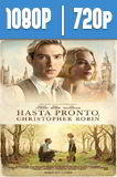 Hasta Pronto Christopher Robin (2017) HD 1080p y 720p Latino