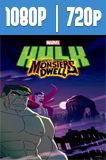 Hulk: Where Monsters Dwell (2016) HD 1080p y 720p Latino