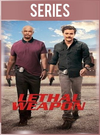 Lethal Weapon Temporada 2 Completa HD 720p Latino Dual