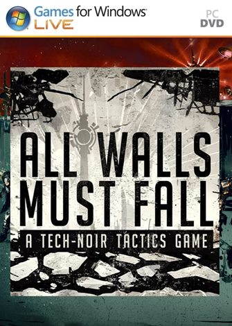 All Walls Must Fall - A Tech-Noir Tactics Game PC Full Español