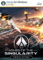 Ashes of the Singularity Escalation Secret Missions PC Full Español