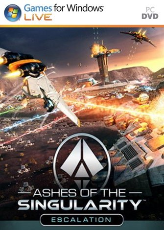 Ashes of the Singularity Escalation Secret Missions PC Full Español