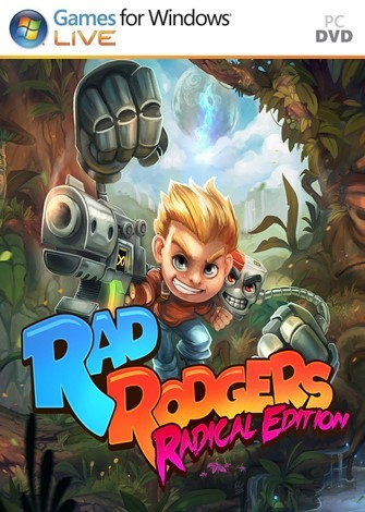 Rad Rogers Radical Edition PC Full Español