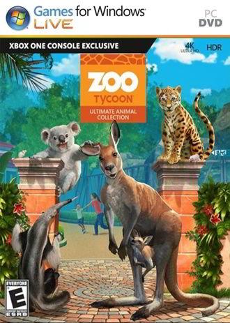 Zoo Tycoon: Ultimate Animal Collection PC Full Español (Windows 7)