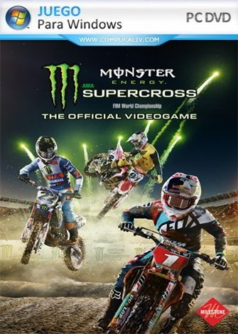 Monster Energy Supercross The Official Videogame PC Full Español