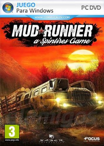 Spintires MudRunner PC Full Español