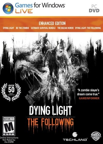 Dying Light Ultimate Edition PC Full Español