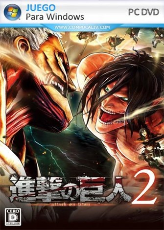 Attack on Titan 2 PC Full Español