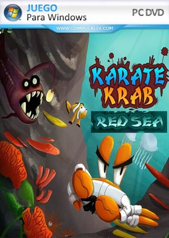 Karate Krab In Space PC Full Español + DLC Red Sea