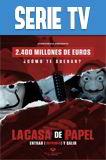 La casa de Papel Temporada 1 Completa HD 720p Castellano