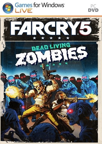 Far Cry 5 Dead Living Zombies PC Full Español
