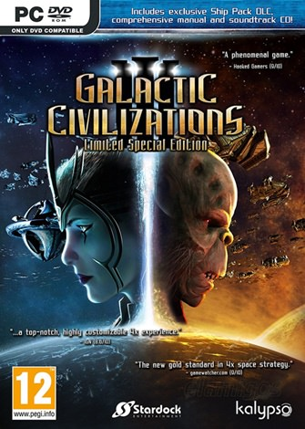 Galactic Civilizations III Intrigue PC Full