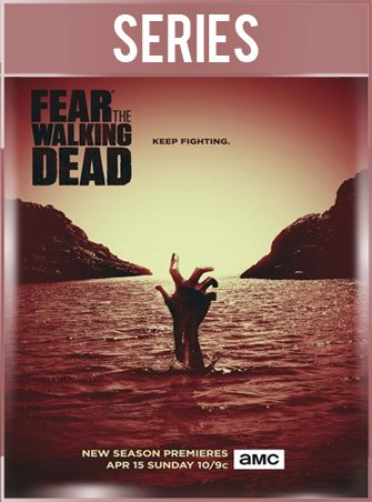 Fear The Walking Dead Temporada 4 HD 720p Latino Dual