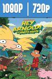 ¡Hey Arnold! Una peli en la jungla (2017) HD 1080p y 720p Latino