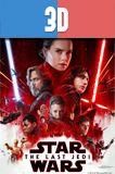 Star Wars Episodio VIII Los últimos Jedi (2017) 3D SBS Latino