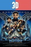 Black Panther (2018) 3D SBS Latino Dual