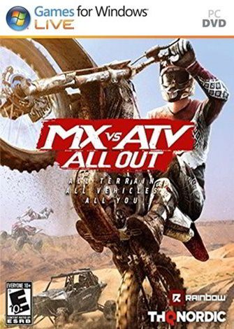 MX vs ATV All Out PC Full Español