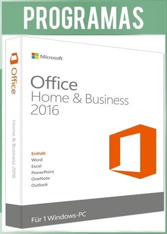 Office Plus Profesional 2016 VL Español