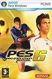 Pro Evolution Soccer 6 PC Español