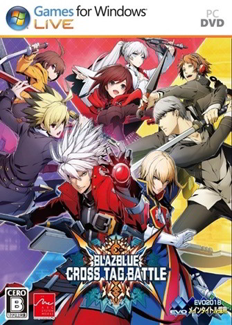 BlazBlue: Cross Tag Battle (2018) PC Full Español