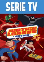 Justice League Action Temporada 1 Completa Español Latino