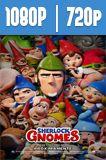 Sherlock Gnomes (2018) HD 1080p y 720p Latino