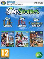 Los Sims Historias Coleccion 3 en 1 (2007-2008) PC Full Español