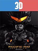 Titanes del Pacífico: La insurrección (2018) 3D SBS Latino Dual