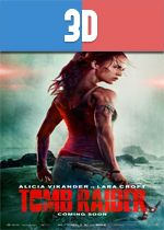 Tomb Raider: Las aventuras de Lara Croft (2018) 3D SBS Latino