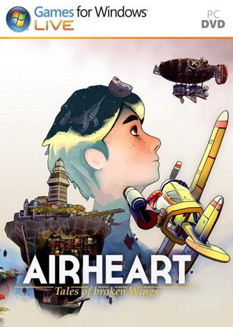 AIRHEART Tales of Broken Wings PC Full Español