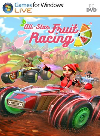 All-Star Fruit Racing PC Full Español