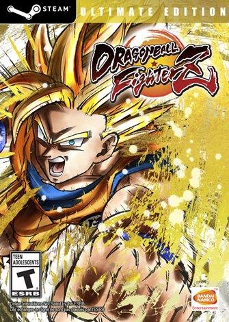 DRAGON BALL FighterZ Ultimate Edition PC Full Español